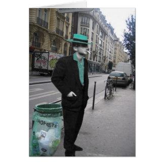 uncle vic in paris card
