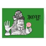 Uncle Vlad has a lollipop Cards