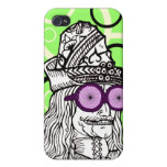 Uncle Vlad the evul ge-nius! iPhone 4/4S Case