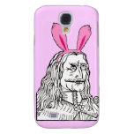 Uncle Vlad with bunny ears Samsung Galaxy S4 Covers