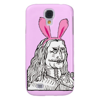 Uncle Vlad with bunny ears Galaxy S4 Cover
