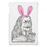 Uncle Vlad with bunny ears iPad Mini Cover