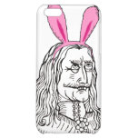 Uncle Vlad with bunny ears iPhone 5C Case