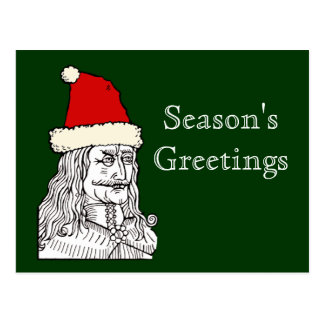 Uncle Vlad's Christmas Postcard