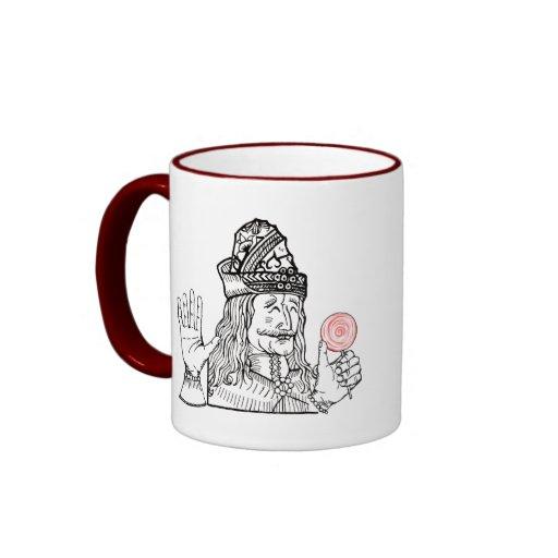 Uncle Vlad's lollipop mug