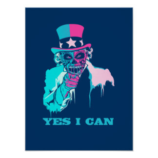 Uncle Zom - Yes I can Print