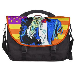 Uncle Zombie Sam Laptop Commuter Bag