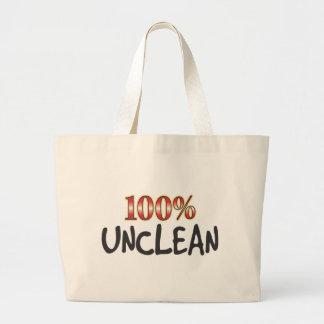 Unclean 100 Percent Bags