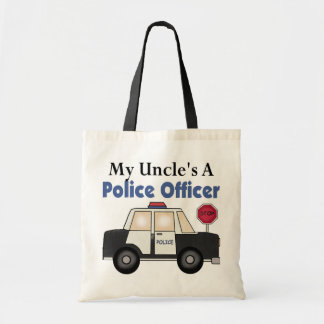Uncle's A Police Officer Bag