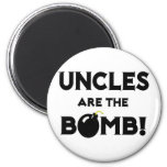 Uncles Are The Bomb! Refrigerator Magnet