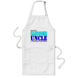 Uncles Birthdays Parties Christmas Handsome Uncle Apron
