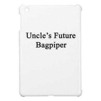 Uncle's Future Bagpiper iPad Mini Covers