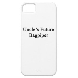 Uncle's Future Bagpiper iPhone SE/5/5s Case
