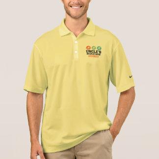 Uncle's Marathon Cheer Team Polo Shirt