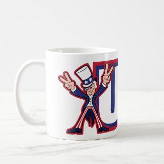 UncleSam USA mug