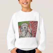 Uncode In Pattern Sweatshirt