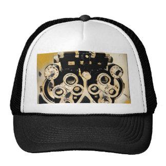 Uncommon  Artistic Optometry Exam Lenses Trucker Hat