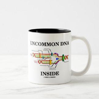 Uncommon DNA Inside (DNA Replication Attitude) Two-Tone Coffee Mug