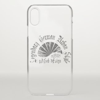 Uncommon iPhone X Clearly™ Deflector Case