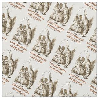 Uncommon Nonsense (Lobster Quadrille Wonderland) Fabric