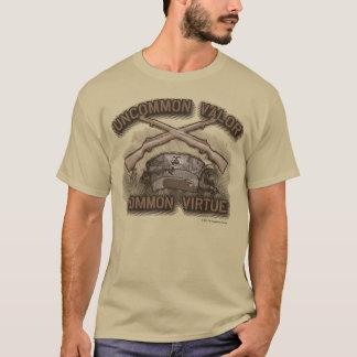 Uncommon Valor on Men's Pebble T-Shirt