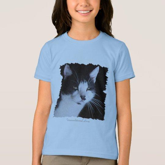 UNCONDITIONAL FRIENDSHIP Cat T-Shirt