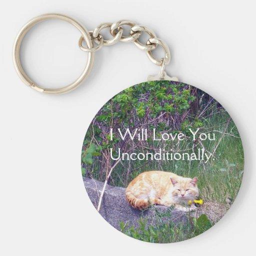 Unconditional Key Chain