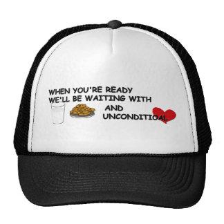 UNCONDITIONAL LOVE  Hat