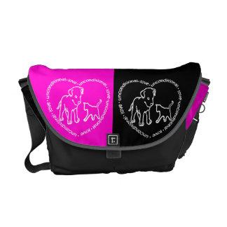 Unconditional Love Messenger Bag