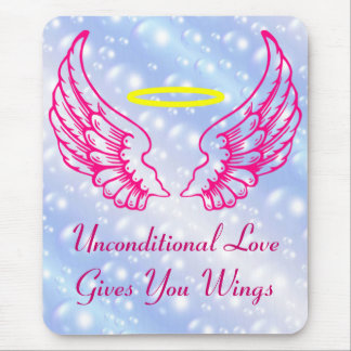 Unconditional Love mousepad
