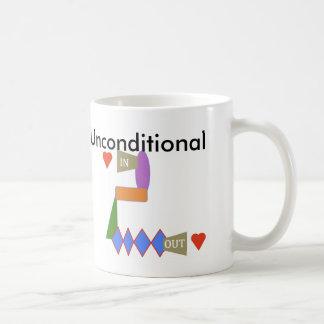 Unconditional Love Mugs