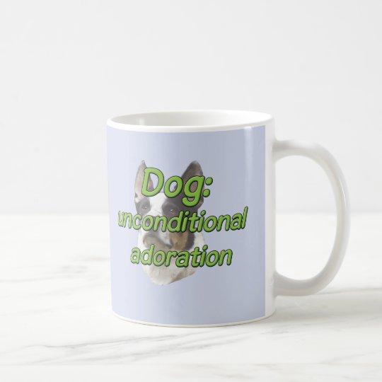 UnconditionalAdoration Coffee Mug