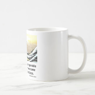 Unconquerable Calmness Mugs