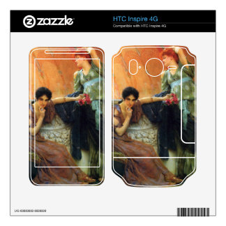 Unconscious rivals, detail by Alma-Tadema HTC Inspire 4G Skins