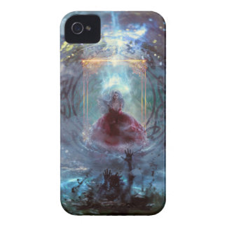 Uncontainable to necromancer iPhone 4 case