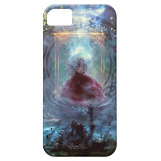 Uncontainable to necromancer iPhone SE/5/5s case