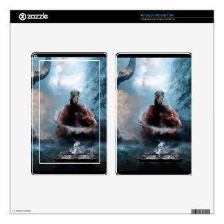 uncontainable wicked kindle fire skin