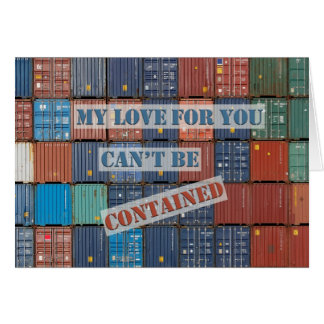 Uncontained Love Card