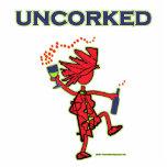UNCORKED - Celebration Spirit Acrylic Cut Out