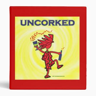 UNCORKED - Celebration Spirit Binder