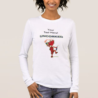 UNCORKED - Celebration Spirit Long Sleeve T-Shirt