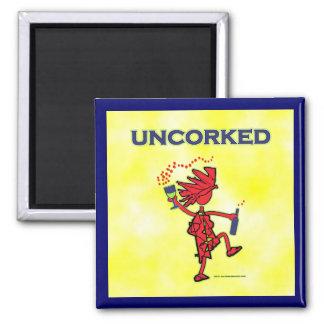 UNCORKED - Celebration Spirit Magnet