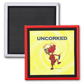 UNCORKED - Celebration Spirit Magnets