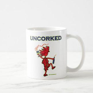 UNCORKED - Celebration Spirit Classic White Coffee Mug