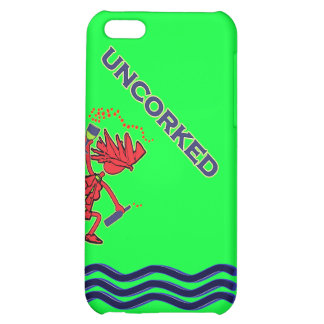 UNCORKED - Celebration Spirit & Wine Cover For iPhone 5C