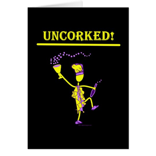Uncorked! Gifts & Tees Card