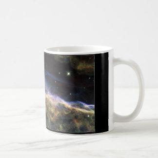 Uncovering the Veil Nebula Classic White Coffee Mug