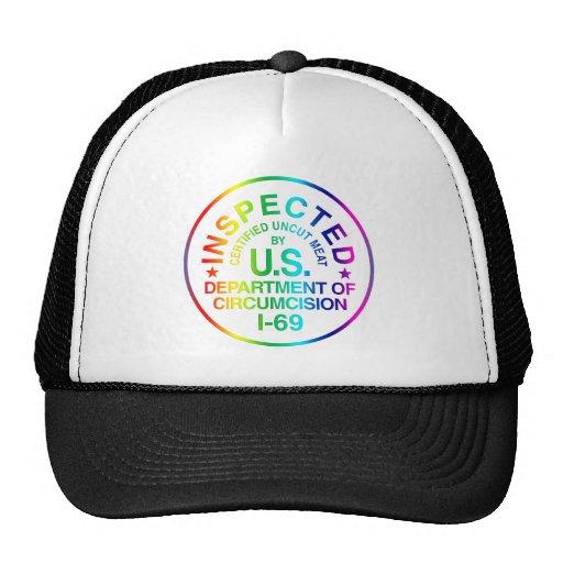UNCUT TRUCKER HAT