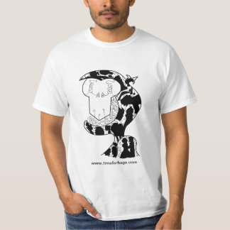 Uncy silhouette shirt
