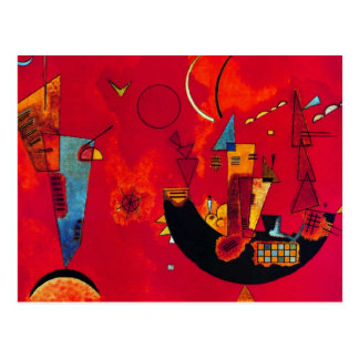 Und Gegen del Mit de Kandinsky Postales